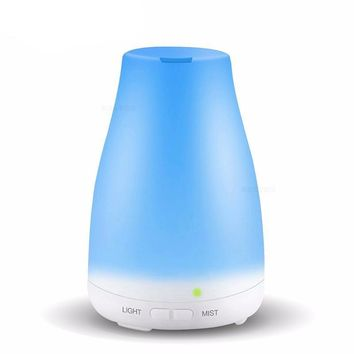 Ultrasonic Aroma Essential Oil Diffuser by Baby in Motion