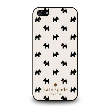 KATE SPADE NEW YORK SCOTTIE iPhone 5 / 5S / SE Case Cover
