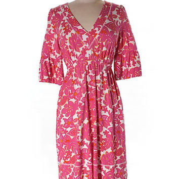 Lilly Pulitzer Tunic Floral Dress Size MEDIUM