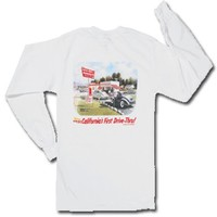 CA First Longsleeve at In-N-Out Burger Company Store