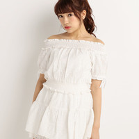 LIZ LISA Cambric Short Top