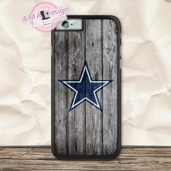 Dallas Cowboys Football Protective Case For iPhone X 8 7 6 6s Plus 5 5s SE 5c 4 4s For iPod Touch