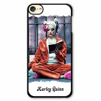 Harley Quinn Espresso Coffee iPod Touch 6 Case