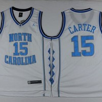North Carolina #15 Vince Carter Swingman Jersey