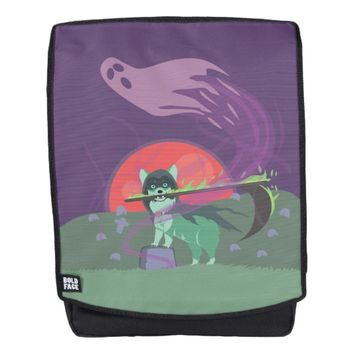 Grim Reaper Puppy Backpack