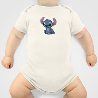 Chibi Stitch Onesuit by Katie Simpson | Society6