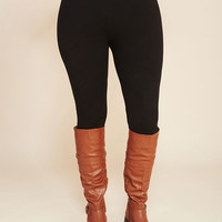 Basic Leggings | Wet Seal+