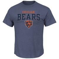 Majestic Chicago Bears Red Zone Opportunity Tee