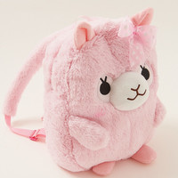 Alpacasso Fluffy Small Backpack