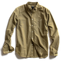 Khaki Oxford Shirt
