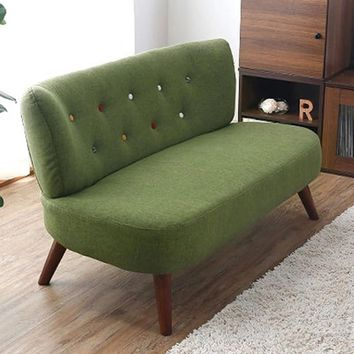 Modern Luxury Lazy 2 Seater Sofa Couch