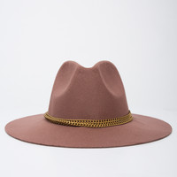 Chained Fedora Hat