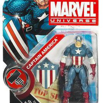 Marvel Universe Captain America Series 2 #008 Action Figure Hasbro