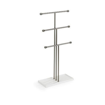 Umbra Trigem Three-Tier Extra-Tall Jewelry Stand