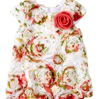 Pippa & Julie Soutache A-Line Dress (Baby Girls) | Nordstrom Rack