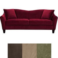 Pier 1 Imports - Pier 1 Imports > Catalog > Furniture > Pier1ToGo Product Details - Abbie Sofa - Berry