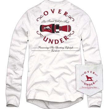 Over Under - Finest Call for Fall Arkansas Long Sleeve