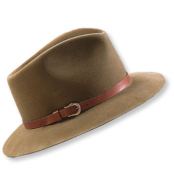 Men's Stetson Expedition Crushable Wool Hat | Free Shipping at L.L.Bean