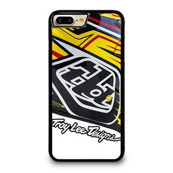 TROY LEE DESIGNS TLD iPhone 4/4S 5/5S/SE 5C 6/6S 7 8 Plus X Case