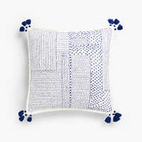 Embroidered cushion cover - Throw Pillows - BEDROOM | Zara Home United States of America
