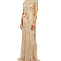 Adrianna Papell Long Formal Dress