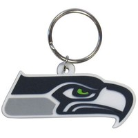 Seattle Seahawks Flex Key Chain