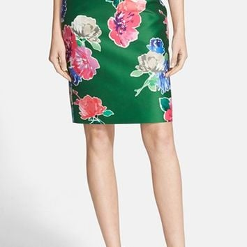 Women's kate spade new york 'blooms marit' pencil skirt,