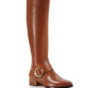 Tory Burch Sofia Tall Riding Boots | Bloomingdales's
