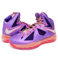 Nike LeBron 10 AS All Star Game - Houston (583108-500) (10.5 D(M) US)