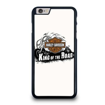 HARLEY DAVIDSON KING OF ROAD iPhone 6 / 6S Plus Case Cover