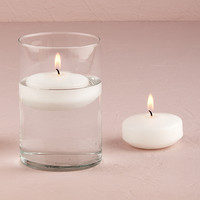 Round Floating Candles - The Knot Shop