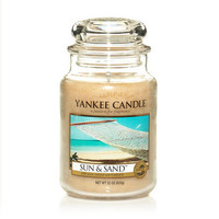Sun & Sand® : Large Jar Candles : Yankee Candle