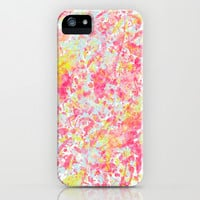 Explosion of blossoms iPhone & iPod Case by Akwaflorell