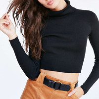 Lucca Couture Fitted Turtleneck Ski Sweater - Urban Outfitters