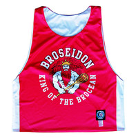 Broseidon Sublimated Lacrosse Pinnie
