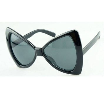 Bows & Cat Eyes Sunglasses