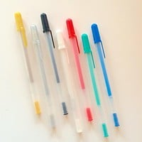 Gelly Roll Pens
