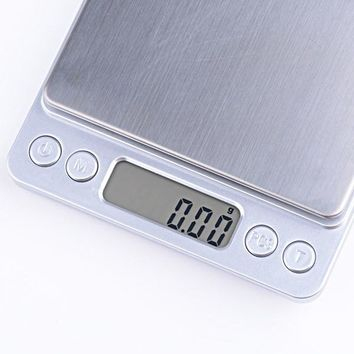 500g x 0.01g Digital Jewelry Gold Gram Balance Weight Pocket Scale Portable  D_L = 5617690753