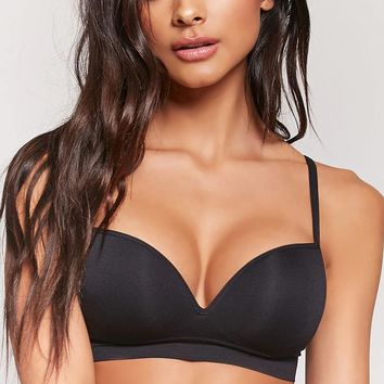 Seamless Push-Up Bra