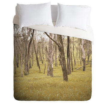 Bree Madden In The Trees Duvet Cover