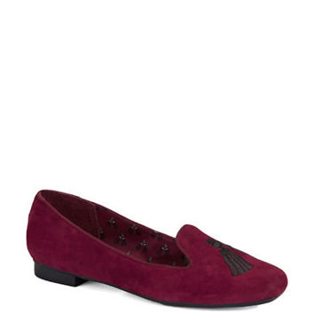 Isaac Mizrahi New York Iskimil Smoking Flats