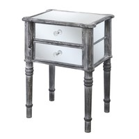 Convenience Concepts Gold Coast Mayfair End Table | Overstock.com Shopping - The Best Deals on Coffee, Sofa & End Tables