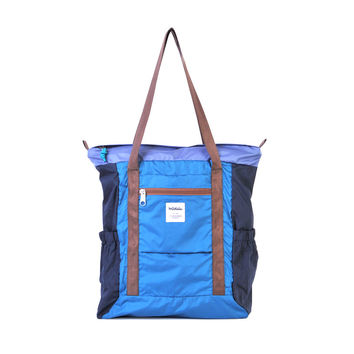So into this design on Fab! Macon Packable Tote 17L Blue #FabForAll