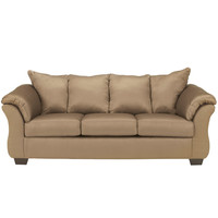 Darcy Sofa in Mocha Fabric