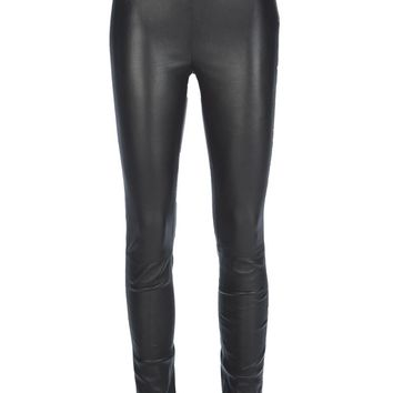 Mih Jeans Skinny Leather Trouser