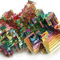 Bismuth Crystal