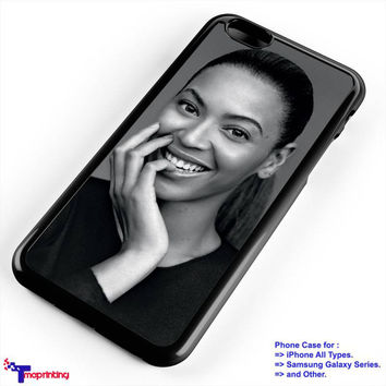 Beyonce Collage - Personalized iPhone 7 Case, iPhone 6/6S Plus, 5 5S SE, 7S Plus, Samsung Galaxy S5 S6 S7 S8 Case, and Other