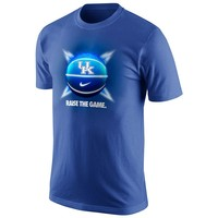 Nike Kentucky Wildcats Basketball Dri-FIT Cotton Tee - Men