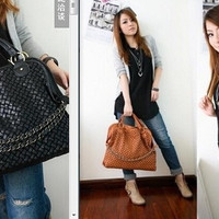 Women  fashion Korean Style Lady Hobo Handbag Shoulder Bags 4 colors = 1932325700