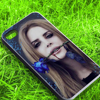 Lana del rey new design for iPhone 4, iPhone 5, Samsung S3 i9300, Samsung S4 i9500 Hot Edition